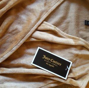 bec858042c1 Juicy Couture Pants - Jucy Couture black label VELOUR CAMI JUMPSUIT